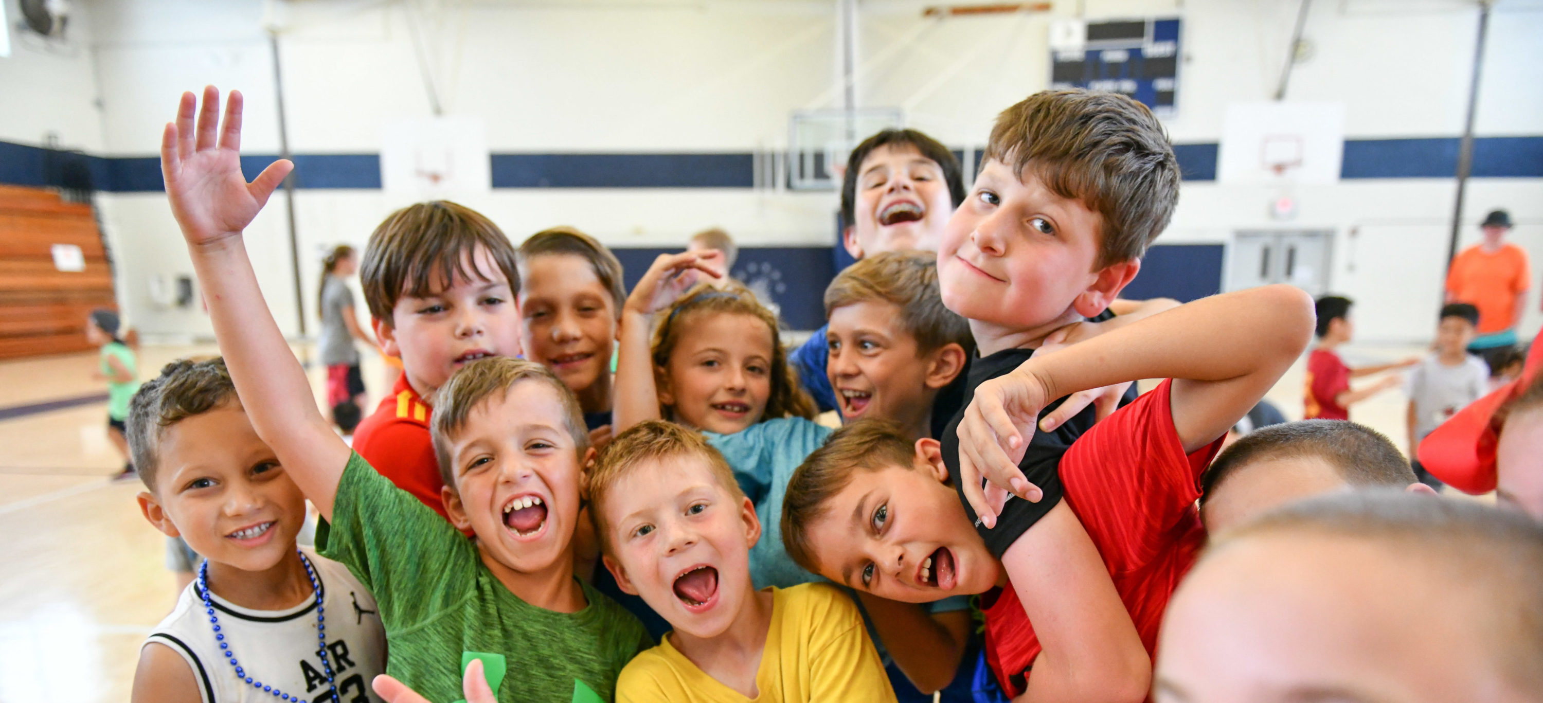 Hudson Sports Camp - Happy Kids